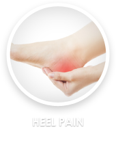 belleville podiatrist for heel pain
