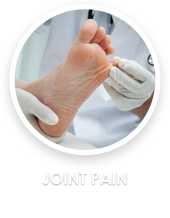 belleville podiatrist for joint pain