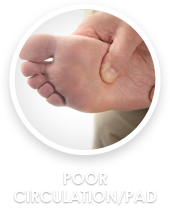 belleville podiatrist for poor circulation