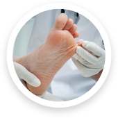 belleville podiatrist for foot heel ankle joint pain