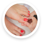 belleville podiatrist for keryflex nail restoration