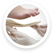 belleville podiatrist for custom orthotics