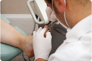 columbia and belleville foot doctor for ingrown toenail treatment
