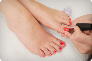 columbia and belleville foot specialist for keryflex nail restoration treatment
