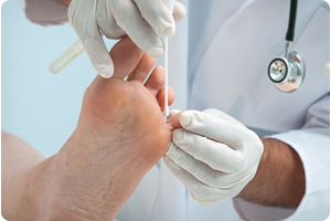 belleville foot doctor for neuropathy