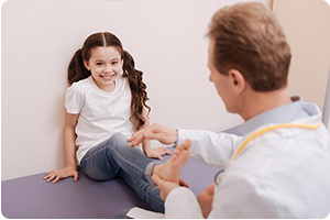 podiatrist in columbia il for children's foot care
